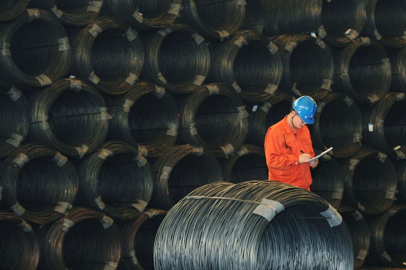 China's steel industry PPI down 5.1 percent in June