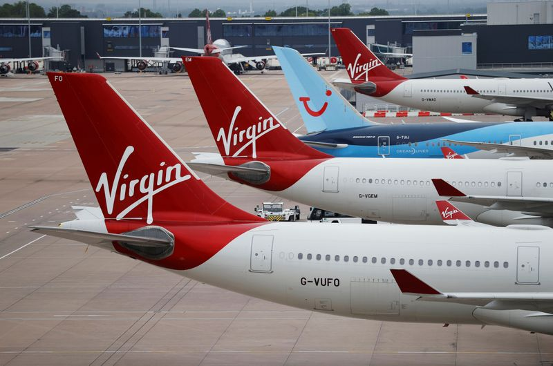 VIRGIN ATLANTIC CONCLUT UN ACCORD DE SAUVETAGE DE 1,32 MILLIARD D'EUROS