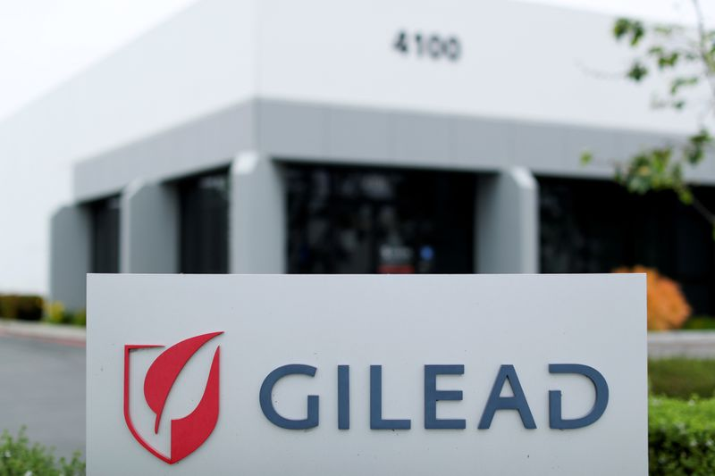 Gilead Sciences : raises sales outlook to include COVID-19 treatment remdesivir