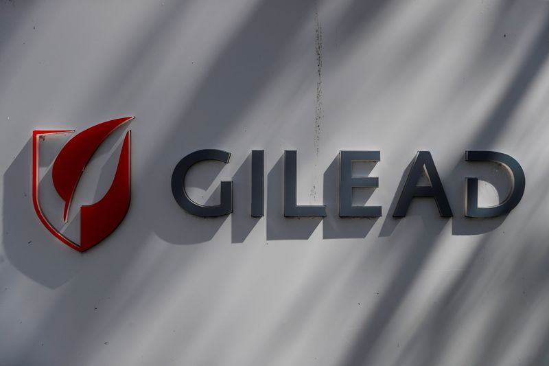 Gilead posts weaker-than-expected quarterly results as sales lag during pandemic