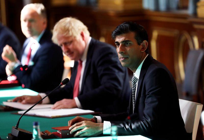 Sunak rules out furlough extension, says UK won't hesitate on quarantines