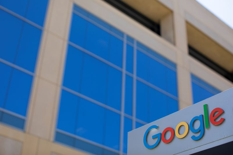 FILE PHOTO: Google extends work-from-home order to summer 2021