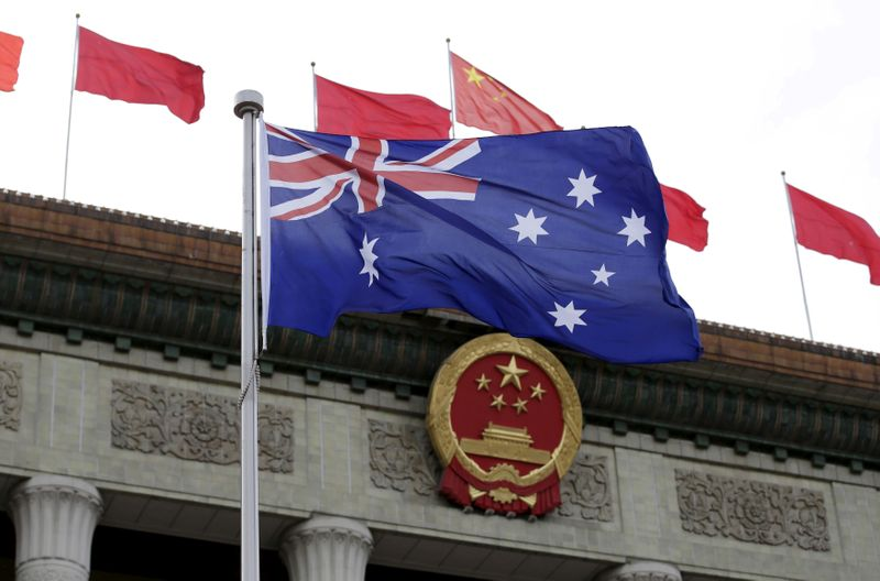 China considering anti-subsidy probe into Australian wine exports -Australian minister