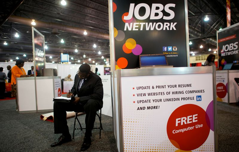 U.S. Companies Added Just 428000 Jobs Last Month