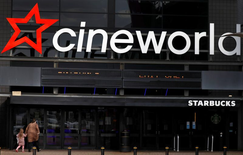 Cineworld eyeing potential CVA, may shut some cinemas