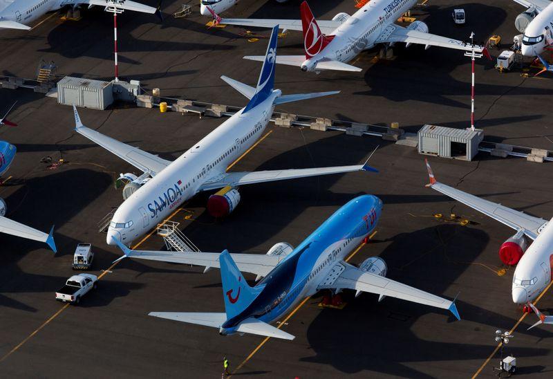 USA  regulators give green light to Boeing 737 MAX