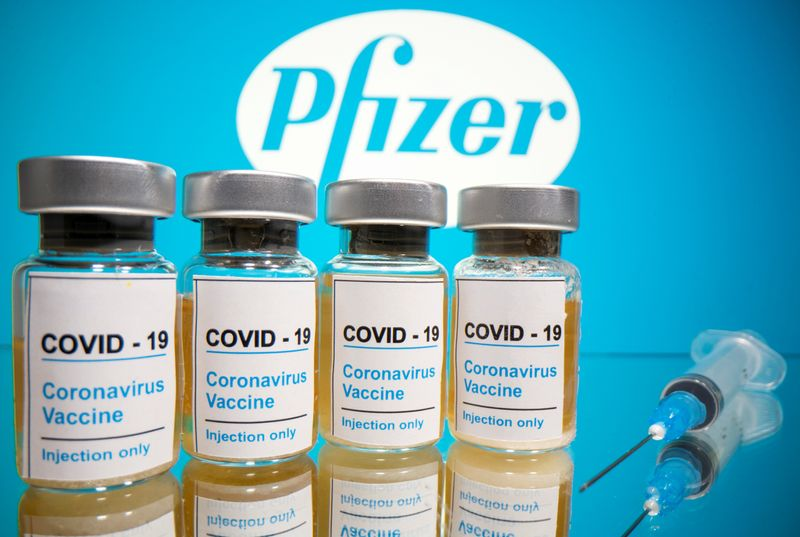 United Kingdom  may be days away from approving Pfizer's COVID-19 vaccine