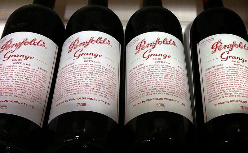 China targets Australian wine in trade tit for tat