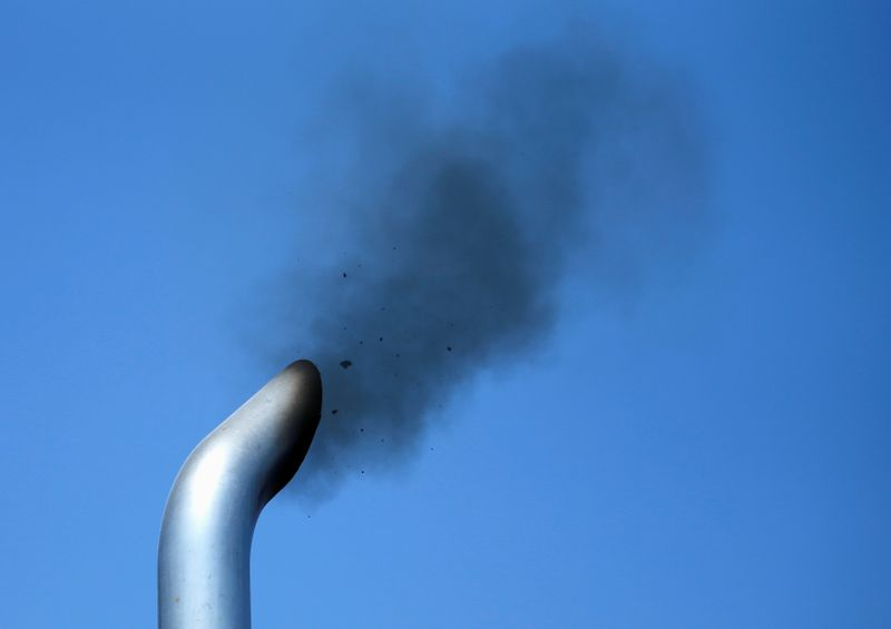 AIR POLLUTION: Cost-benefit rule slashes EPA regulatory power