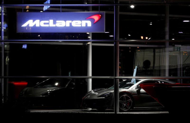 Based MSP Sports Capital buys into McLaren F1