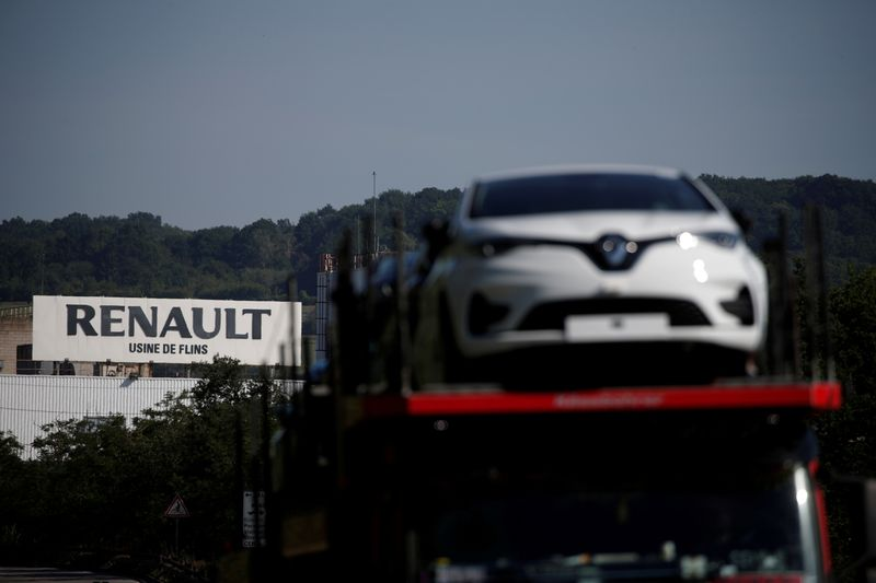 Cyril Abiteboul gone as Renault principal before Alpine rebranding