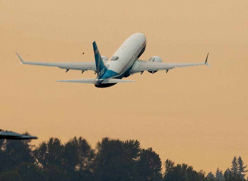 EU and British regulators clear Boeing 737 Max for flights