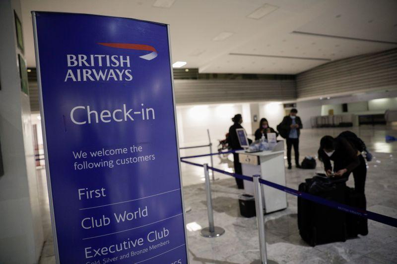 British Airways to trial digital health passport