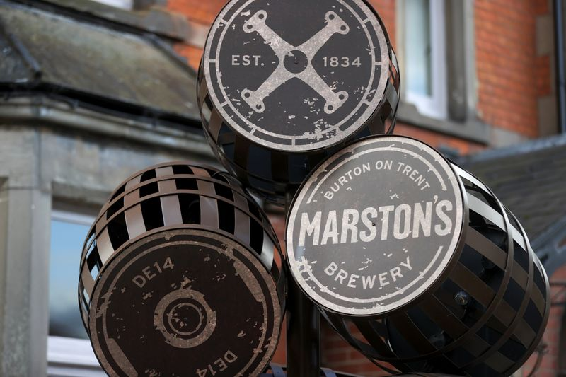 Marston's board rejects takeover bid from PE firm