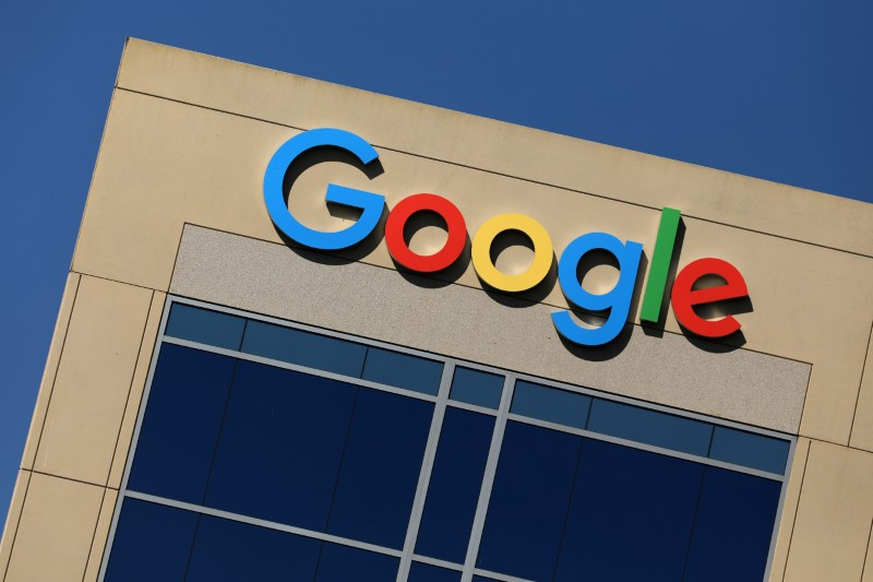 Alphabet profit rockets, fueled by Google ads