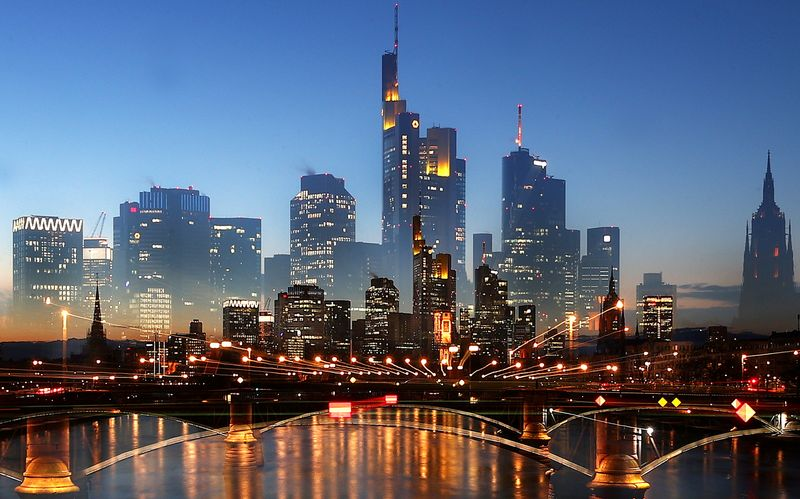 The spread of the coronavirus disease (COVID-19) continues during an extended lockdown in Frankfurt