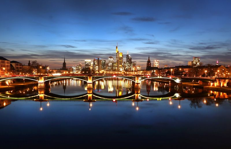 The spread of the coronavirus disease (COVID-19) continues in Frankfurt