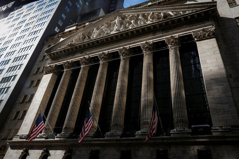 LA BOURSE DE NEW YORK TERMINE EN ORDRE DISPERSÉ