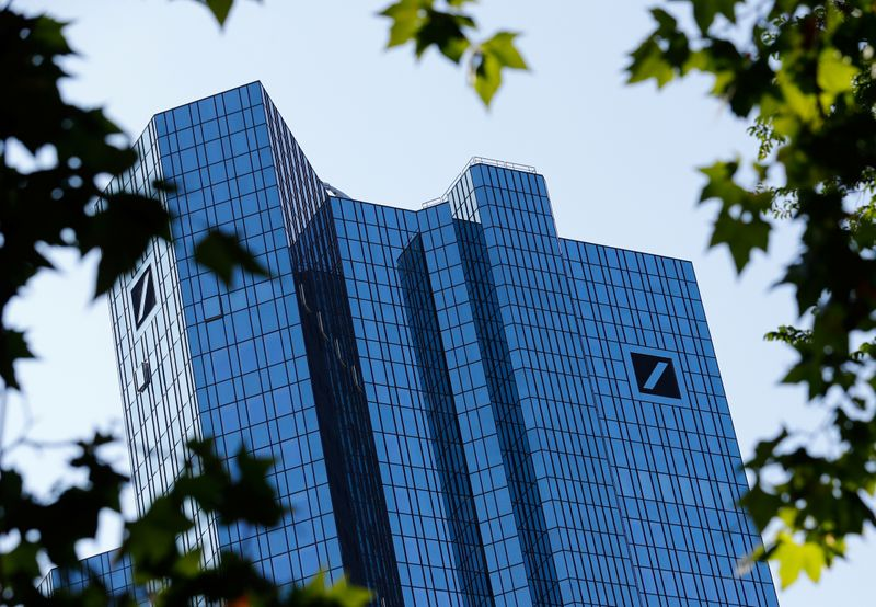Sede Deutsche Bank a Francoforte