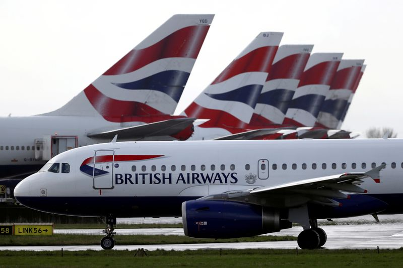 British Airways-owner IAG cautious on short term flying recovery