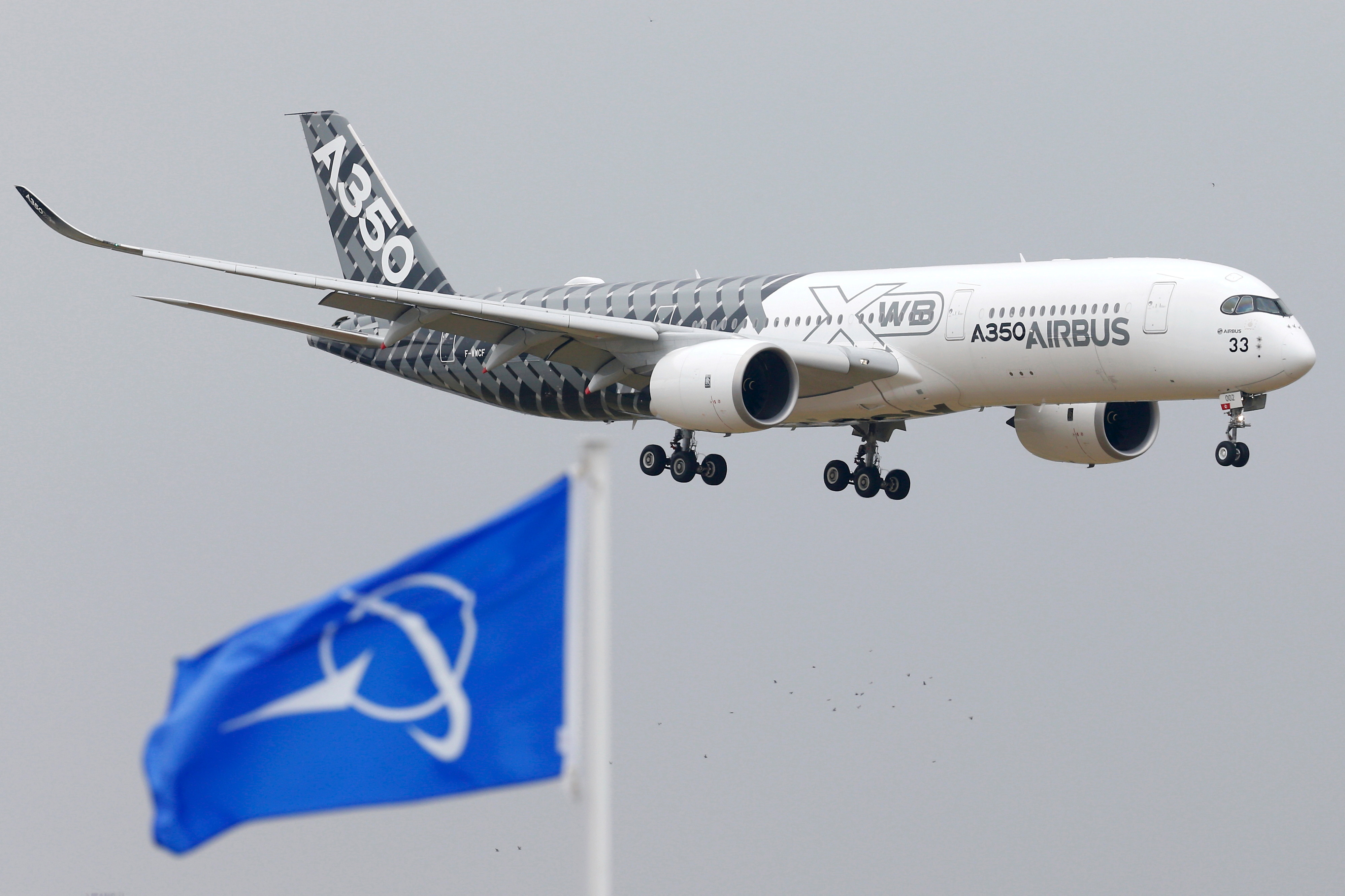 Airbus: After 17 years, potential truce looms in U.S.-Europe jet subsidy war