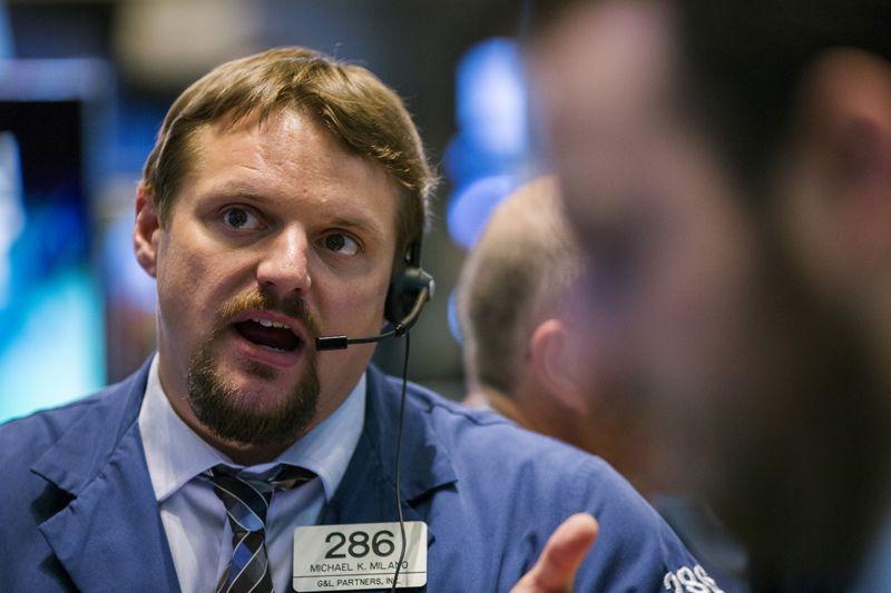 Wall Street en net repli, les déboires d'Evergrande inquiètent
