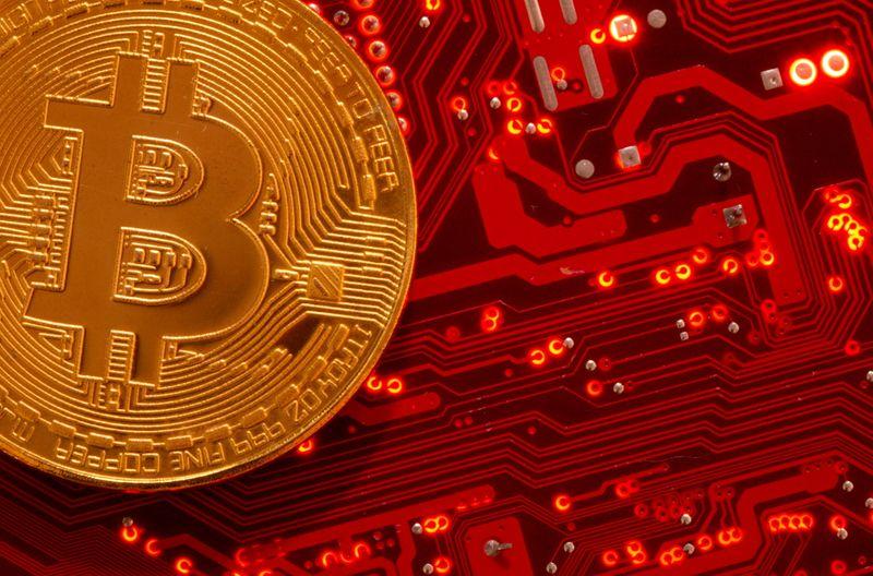 Le bitcoin a l